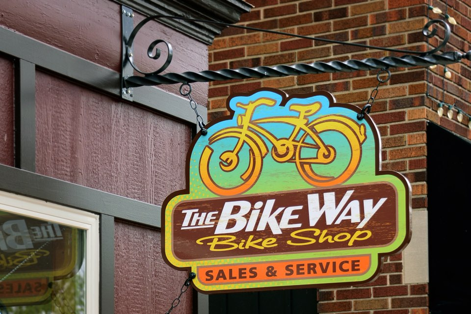 The Bike Way Bike Shop