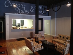 Curious Styles & Coffee Shop